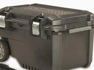 craftsman 24gallon storage chest  Retail New  64 98