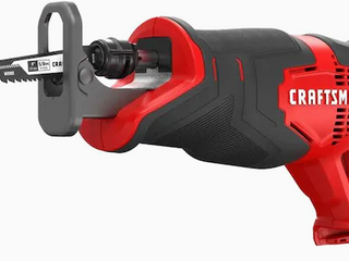 Craftsman reciprocating saw  Tool Only  Retail  79 00