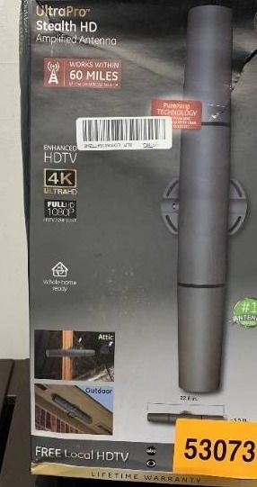 Ultra pro stealth HD amplified antenna