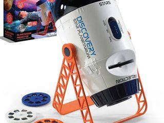 Toy Space and Planetarium Projector   WhiteOrangeBlue
