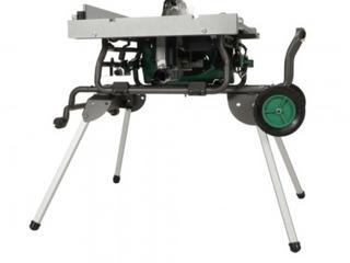 Portable 10 inch Metabo HPT table saw