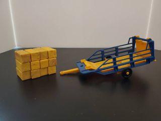 Bale Sledge Cart