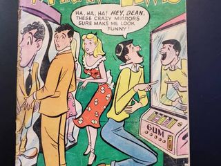 The Adventures of Dean Martin and Jerry lewis No  15