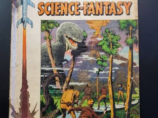 Weird Science Fantasy No  25