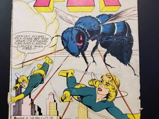 Adventures of The Fly No  19