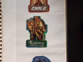 lot of 6 Vending Machine Stickers Decals