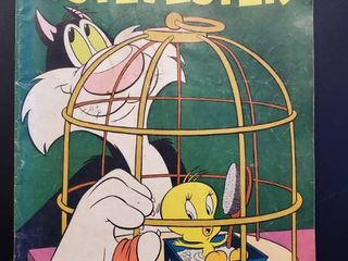 Tweety and Sylvester No  8