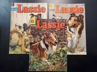 lassie No  15  No  20 and No  27