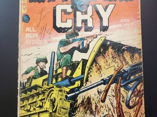 Battle Cry Vol  1 No  19