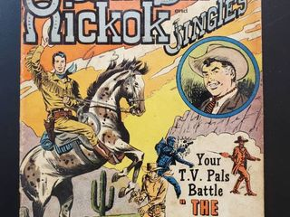 Wild Bill Hickok and Jingles No  75