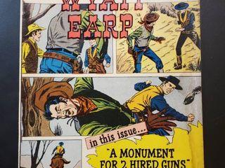 Frontier Marshall Wyatt Earp No  28
