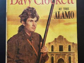 Walt Disney s Davy Crockett No  639