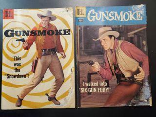 Gunsmoke No  7 and No  8