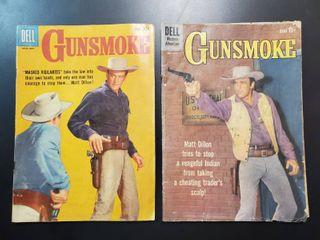 Gunsmoke No  15 and No  18