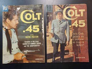 Colt  45 No  1058 and No  6
