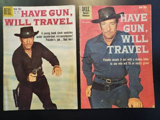 Have Gun  Will Travel No  1044 and No  4