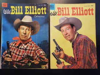 Wild Bill Elliott No  13 and No  16