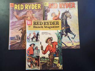 Red Rider No  130  No  144 and No  145