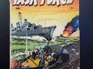 Navy Task Force Vol  1 No  8