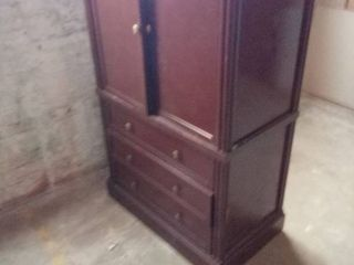 Wood Armoire Furniture