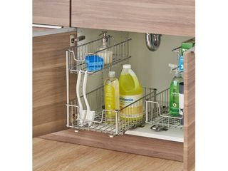 TRINITY Sliding Under Sink Organizer