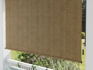 Coolaroo Roller Sun Shade w  Horizontal light Filtering