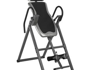 Innova Fitness ITX9600 Heavy Duty Deluxe Inversion Therapy Table   Distressed Box