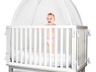 la Chupeta Crib Pop Up Tent Cover
