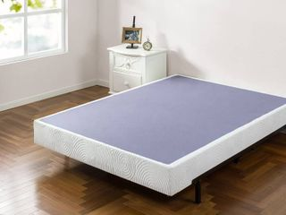 Zinus Walter 7 5 Inch Smart Box Spring   Mattress Foundation   Built to last Wood   Metal Structure   Easy Assembly  Twin
