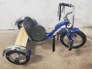 Schwinn Trike Gooseneck Is Missing Parts Is Wobbly