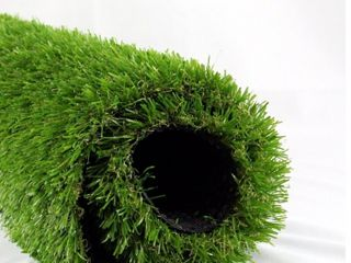 lITA Realistic Deluxe Artificial Grass Synthetic Thick lawn Turf Carpet 3 3 FT x 5 FT  16 5 Square FT   Perfect for indoor outdoor landscape