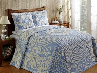 Better Trends Florence Collection in Medallion Design 100  Cotton Tufted Chenille Retail 103 10