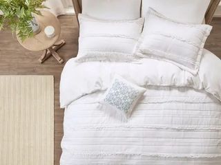 Copper Grove Burwell Duvet Cover and Coverlet Set King Cal King Retail 109 98