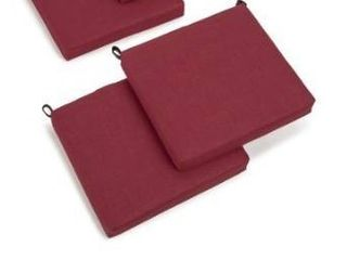 Set of 2 Blazing needles 20 in indoor chair cushions
