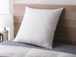 Cozy Classics Big and lofty Euro Pillow