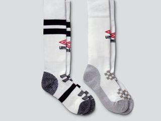 Umbro 2pk Knee High Soccer Socks   PeeWee