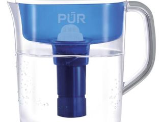 PUR Ultimate 11 Cup Pitcher Filtration System with lead Reduction