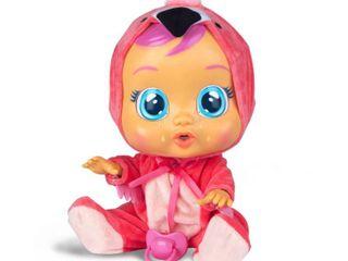 Cry Babies Fancy Baby Doll   Flamingo   works
