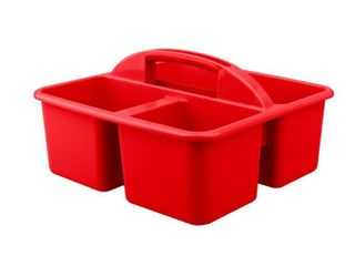 srt of 13   School Supply Caddy Red   Up Up