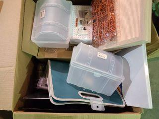 Teachers box of Miscellaneous items random