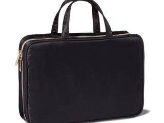 Sonia Kashuk Weekender Makeup Bag   Black