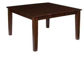 Dining Table   Espresso  Retail 466 49