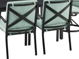 Kaplan 2 Chairs Only Outdoor Dining Set  Retail 1209 99
