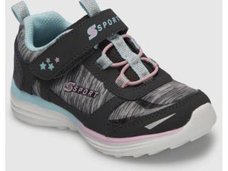 Toddler Girls  S Sport By Skechers Tyro Performance Athletic Shoes   Gray 10