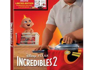 Incredibles 2  Target Exclusive   4K UHD