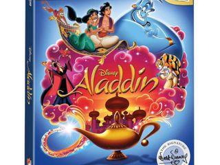 Aladdin Signature Collection  Target Exclusive   4K UHD