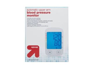 Up Up Automatic Digital BP Monitor  Wide Range Cuff   battery powered