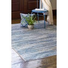 Westfield Home Wisteria Dalia Area Rug  Retail 398 49 blue