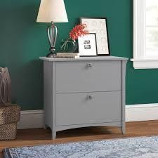 Salinas 2 Drawer lateral File Cabinet  Retail 221 99 grey