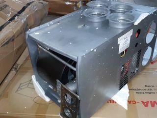 RV Gas Furnace